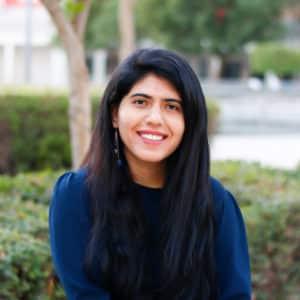 Zinnia Bharucha